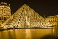 Louvre Museum Night Time Visit & Guided Tour