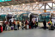 Stansted Airport to Victoria Station Bus Transfer