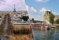 Seine River Cruise and Paris City Tour Combo