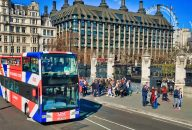 The Original London Hop-On-Hop-Off Sightseeing Bus and Cruise Tour