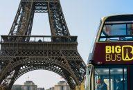 Paris: Hop-On Hop-Off Deluxe Ticket