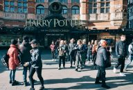 Harry Potter Film Locations Tour and Thames River Cruise