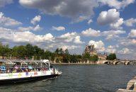 Batobus Seine River Cruise Unlimited Access