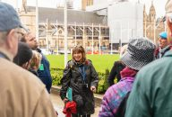 Houses of Parliament and Westminster Abbey Tour