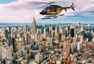 NYC Helicopter Tour – 30 Minutes Tour