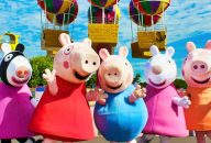 Peppa Pig World Express Tour with Entry to Paultons Park